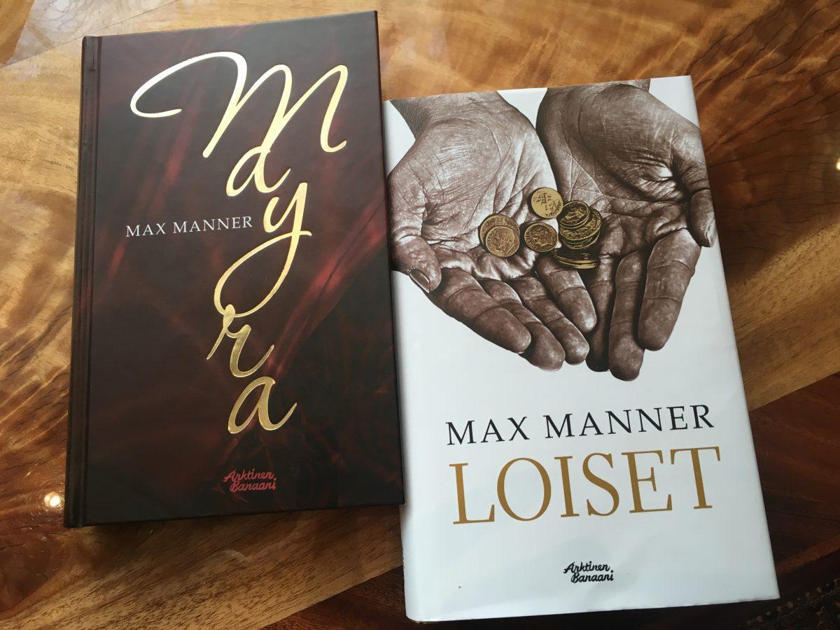 Max Manner: Mayra ja Loiset – ja vähän muutakin